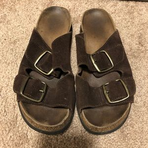 Bass knock off birkenstocks